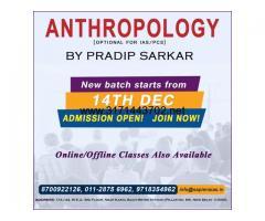 Anthropology Optional Coaching UPSC IAS Best Coaching in India