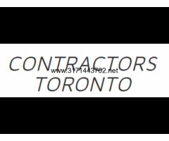 EMERGENCY CONTRACTORS TORONTO